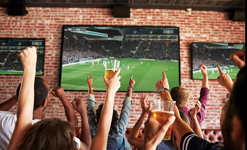 Sports TV for Business from WeConnect