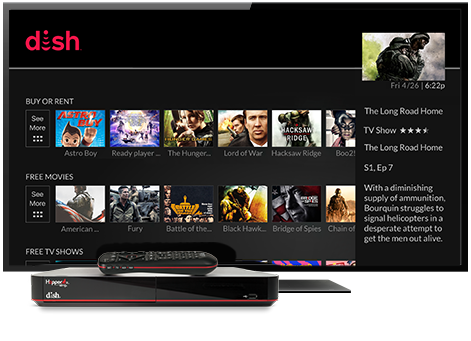Ondemand TV from DISH | WeConnect